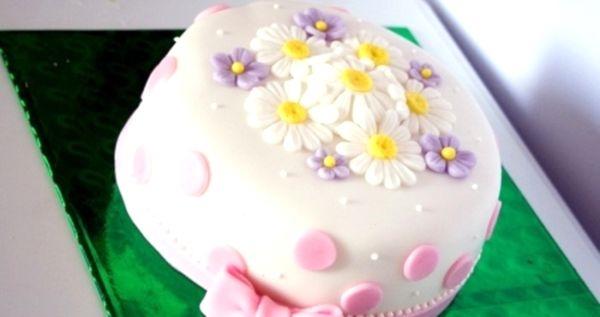 Торт и мастики своими руками