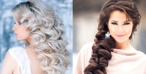 посмотреть онлайн прически на длинные волосы