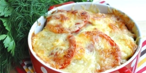 Рецепты основных блюд с фото простые