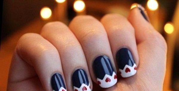 Как сделать аккуратно точки на ногтях