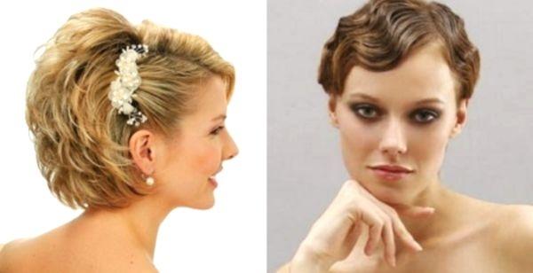 Смотреть причёски на короткие волосы своими руками