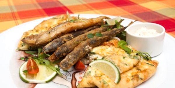 Сочная рыба в омлете на праздник и на каждый день