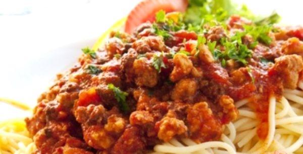 397Спагетти болоньезе с беконом рецепт