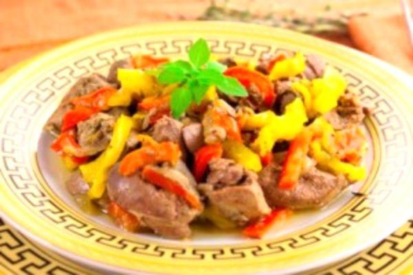 Что можно приготовить из кабачков с мясом в мультиварке