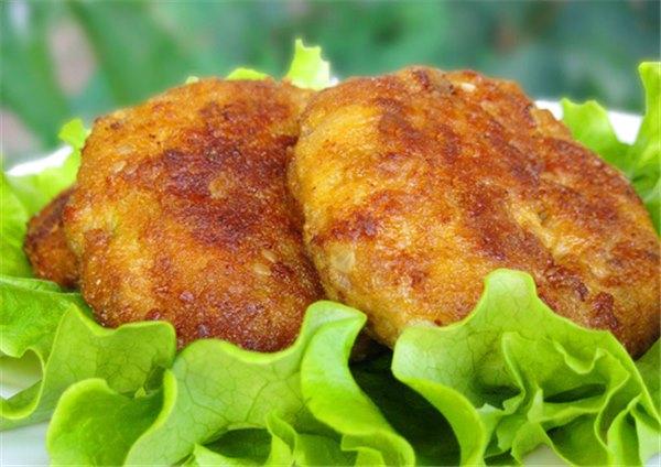 картофельные биточки рецепт с фото