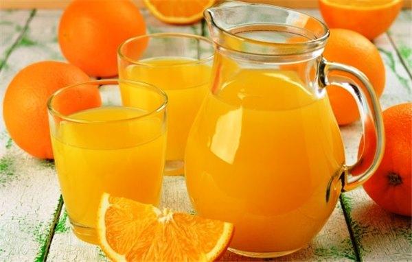 Как сделать сок из апельсинов 9 литров