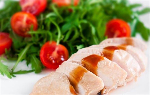 рецепты из вареной куриной грудки рецепты с фото