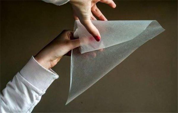 Как сделать из подручных средств кондитерский мешок