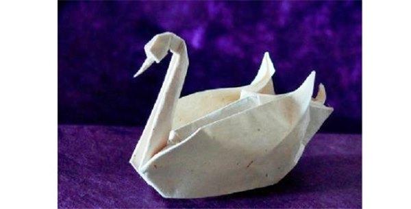 Поэтапно как сделать лебедя 985
