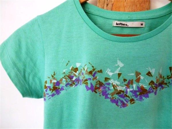 Как украсить футболку своими руками: мастер-класс с фото. Как украсить футболку: бусинами, цветами, кружевом, разрезами