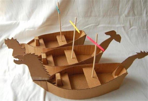 Поделки кораблей своими руками из бумаги 26