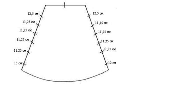 Как сшить элемента ламбрекена