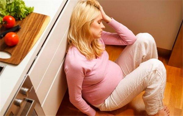 Причины появления геморроя при беременности