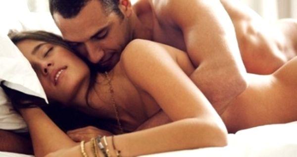 Как занимается анальный сексам в первый раз не чувствия боли