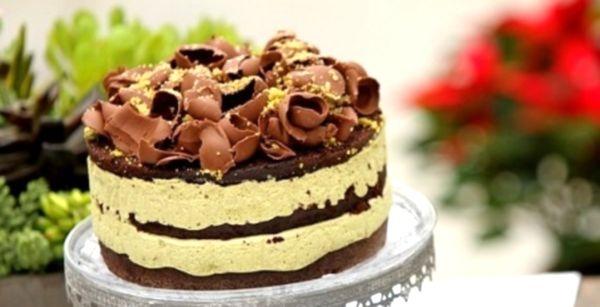 Торт шоколадно ореховый - парад рецептов