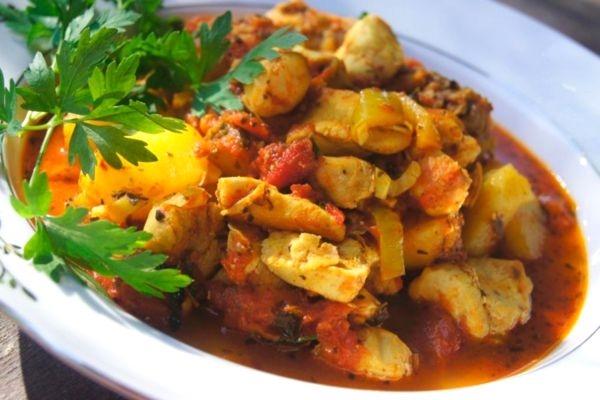 Восточные блюда из мяса и картошки