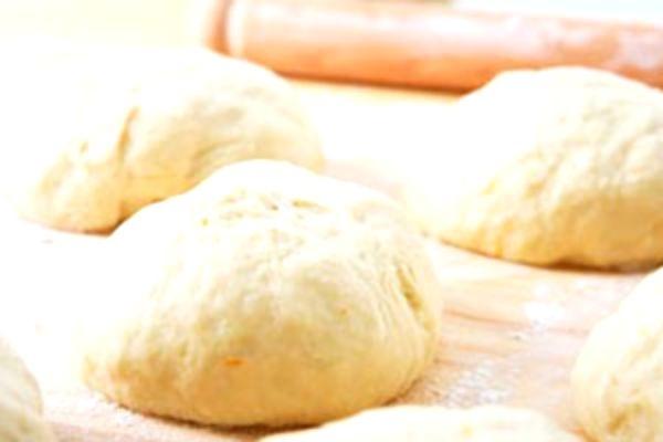 Тесто для вареников без яиц в хлебопечке