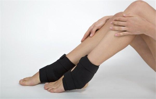 Болит под коленом и лодыжка бандаж локтя локтевого сустава