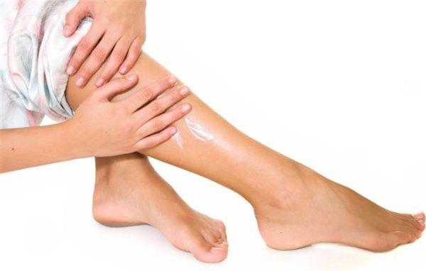 почему чешутся вены на ногах