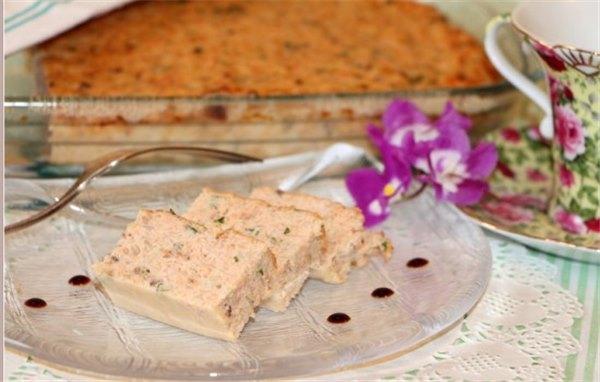 Суфле из курицы Куриное суфле: рецепт с фото Чудо-Повар
