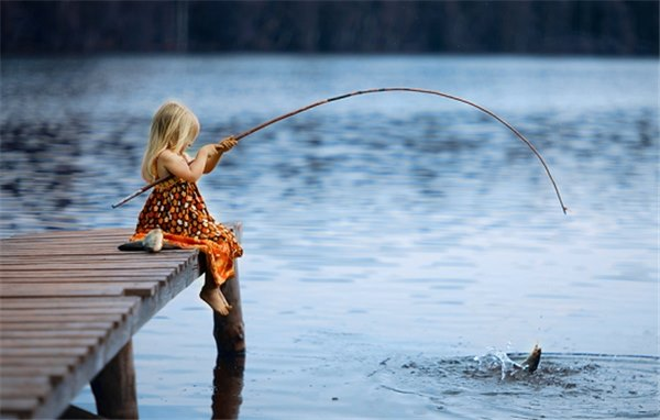 К чему снится рыба на удочке: женщине, девушке или мужчине