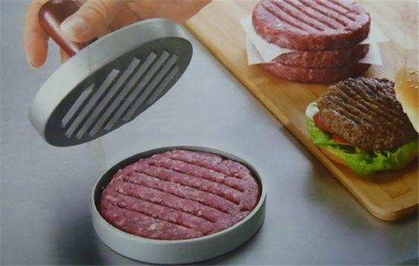 рецепты котлеты для гамбургера