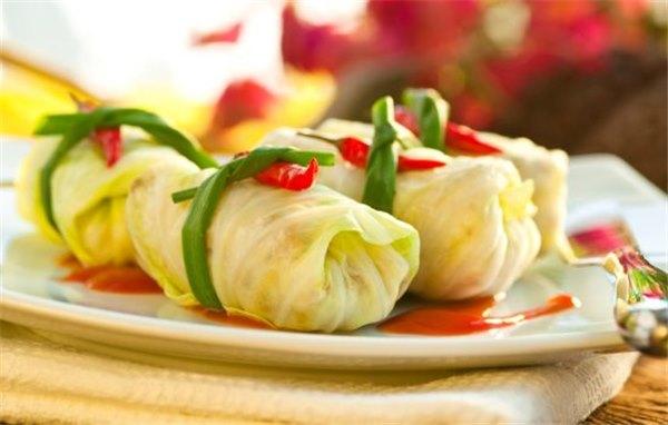 Вкусные постные блюда из капусты