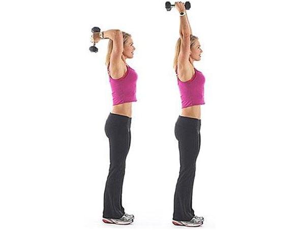 Самые эффективные упражнения для похудения, уменьшения живота, бёдер, спины  и ног. Комплекс d62ef223da1