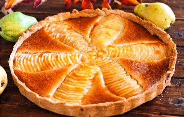 Рецепт сочного пирога с грушами — pic 7