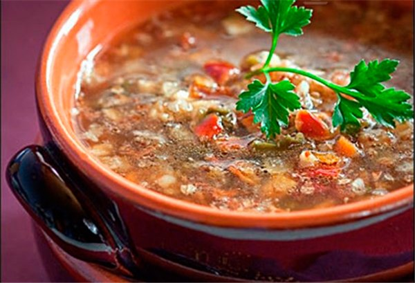 Простые и вкусные диетические супы рецепты с фото