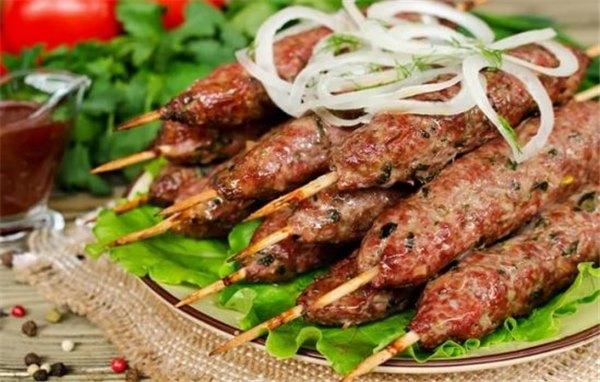 Рецепты люля-кебаб в домашних условиях с фото 47