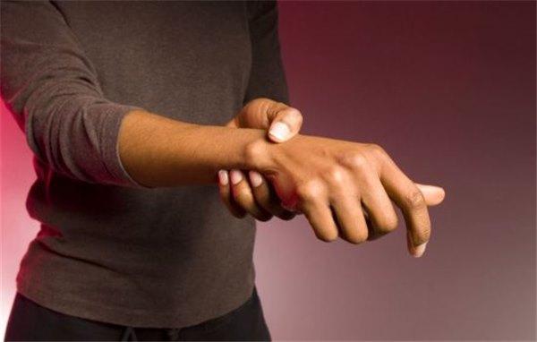 Воспаление сустава кисти таурин сустав