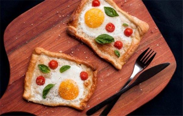 Яичница на завтрак рецепты 110