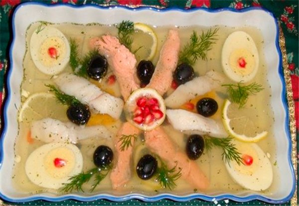 Заливная щука - лучшие рецепты. Как правильно и вкусно приготовить заливную щуку.
